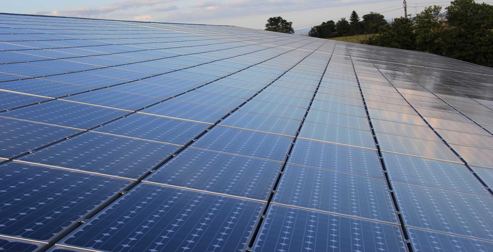 Des projets solaires sur-mesure conçus pour durer