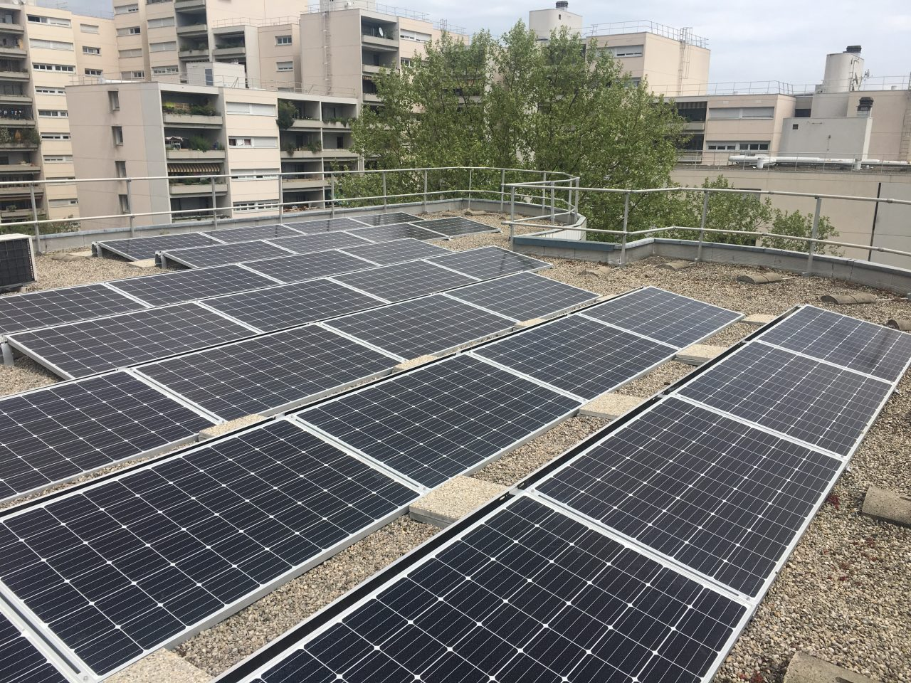 auto-consommation collective et énergie photovoltaïque